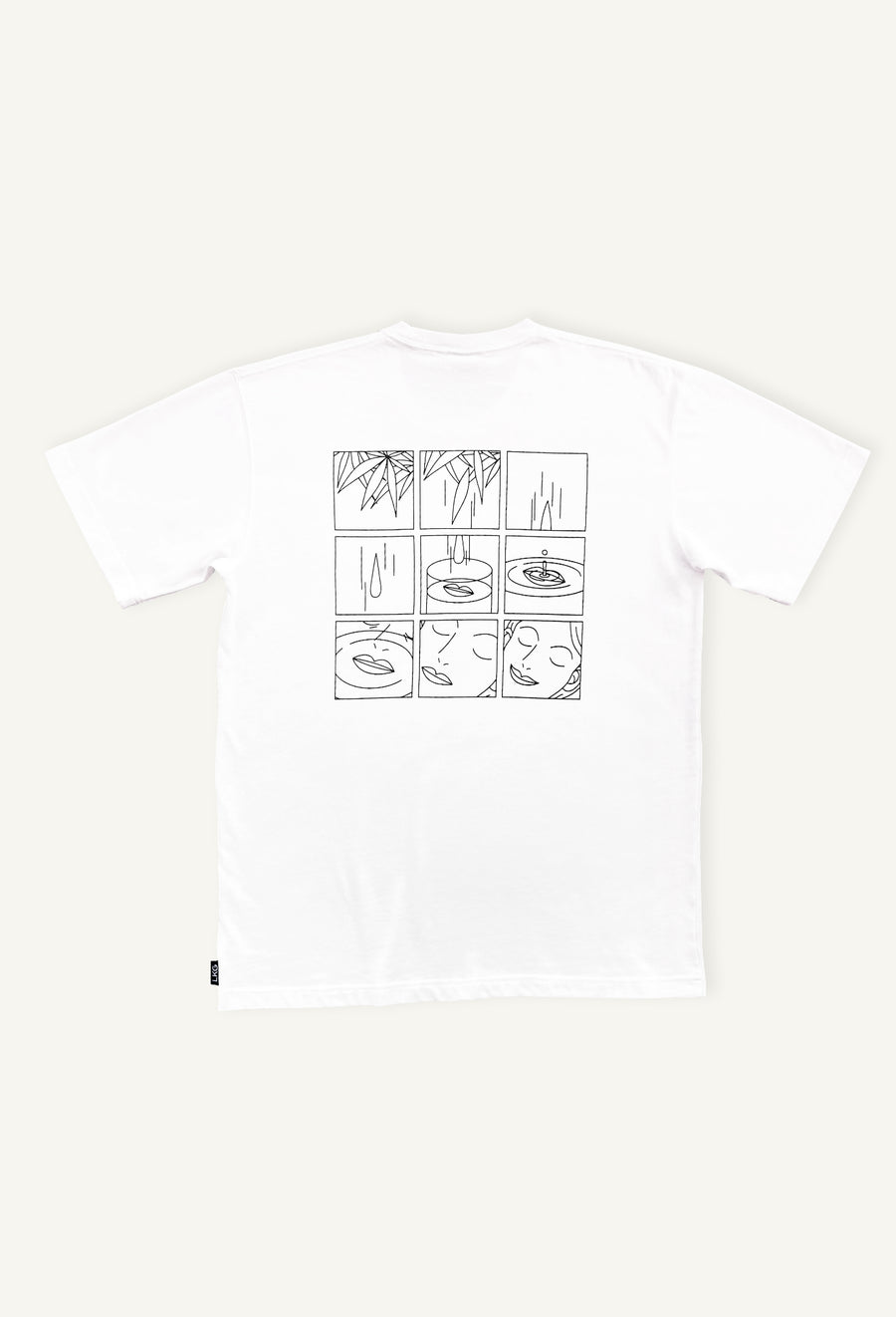 LKG + TONG Graphic Tee