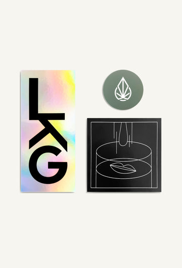 LKG Sticker Pack