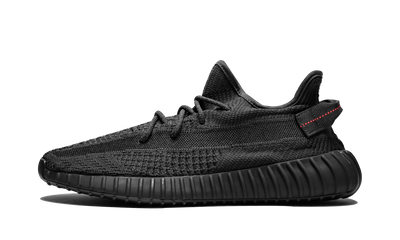 Yeezy Boost 350 V2 Black (Non-Reflective)