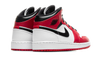 Air Jordan 1 Mid Chicago White
