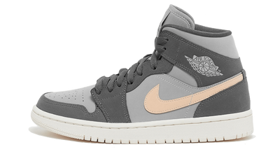Air Jordan 1 Mid Grey Onyx
