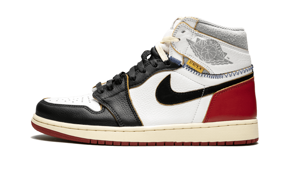 Air Jordan 1 Retro High Union Los Angeles Black Toe