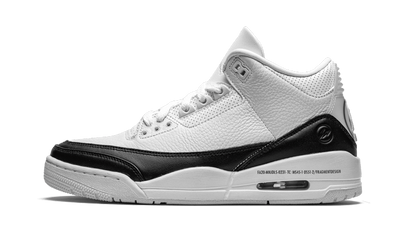 Air Jordan 3 Retro Fragment White Black