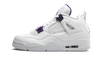 Air jordan 4 Retro Metallic Purple