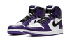 Air Jordan 1 Retro High OG Purple Court 2.0