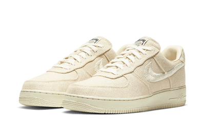 Air Force 1 Low Stussy Fossil