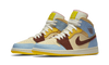 Air Jordan 1 Mid Fearless Maison Chateau Rouge