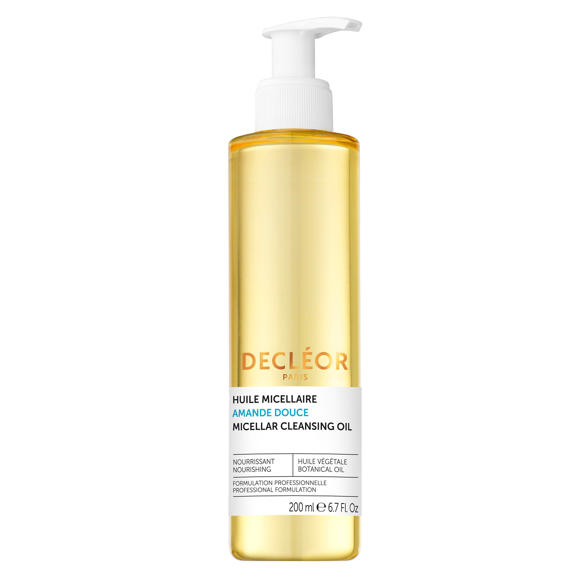 Sweet Almond Cleansing Micellar Oil 200ml