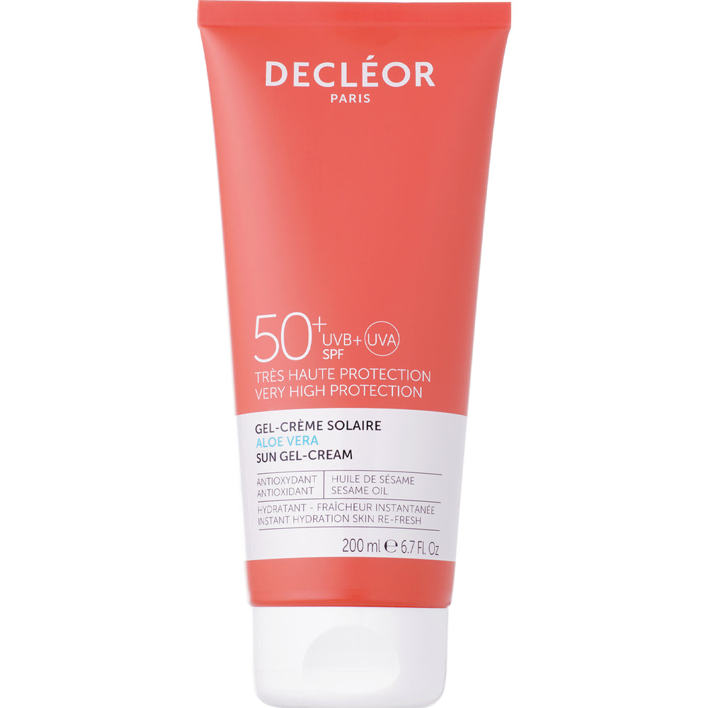 Decléor Aloe Vera Sun Cream Body 200ml