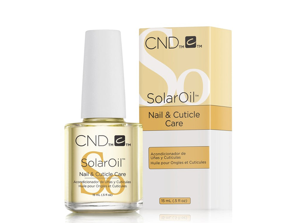 CND SolarOil Nail & Cuticle Treatment 15ml