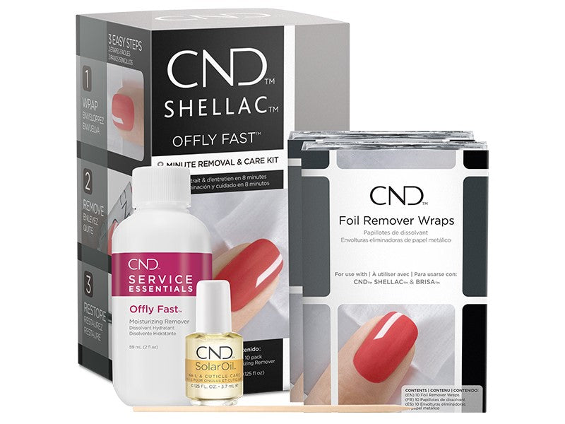 CND Offly Fast Remover Kit