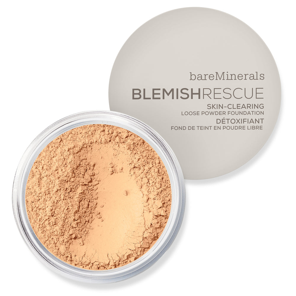 BAREMINERALS Blemish Rescue Skin-Clearing Loose Powder Foundation Fair Ivory 1N