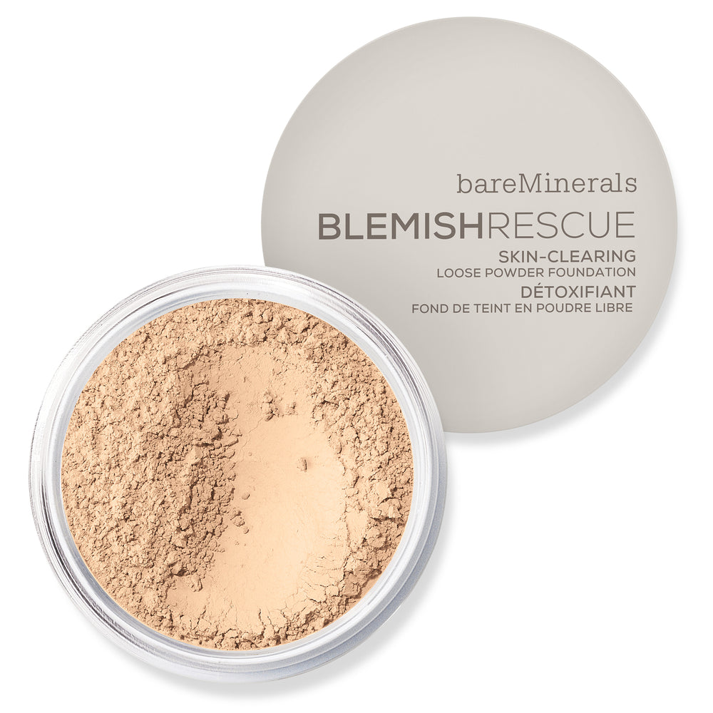 BAREMINERALS Blemish Rescue Skin-Clearing Loose Powder Foundation Fairly Light 1NW