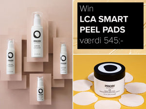 LCA- Smart Peel Pads 30stk