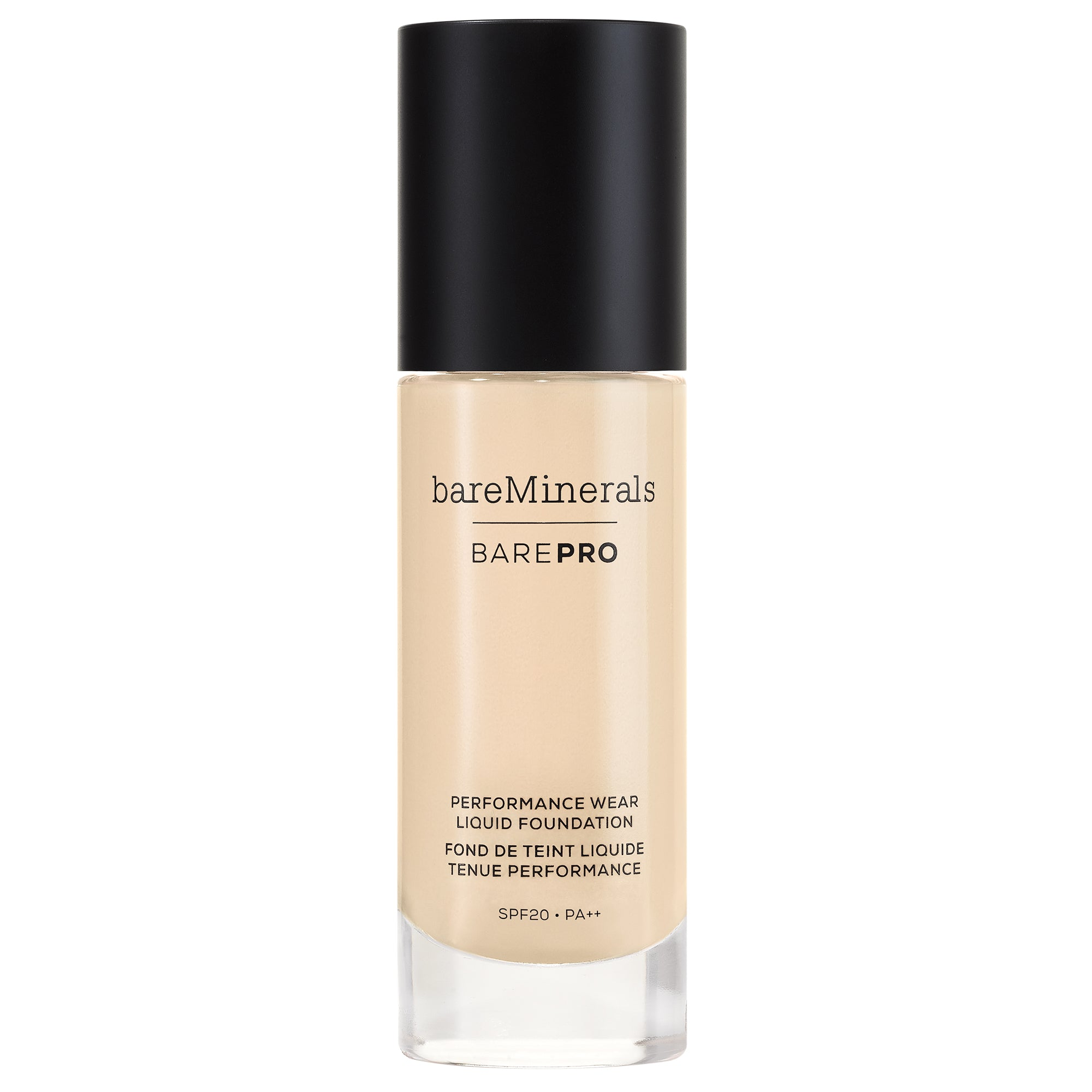 barePRO Performance Wear Liquid Foundation SPF 20 Fair 01