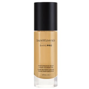 barePRO Performance Wear Liquid Foundation SPF 20 Sable 21