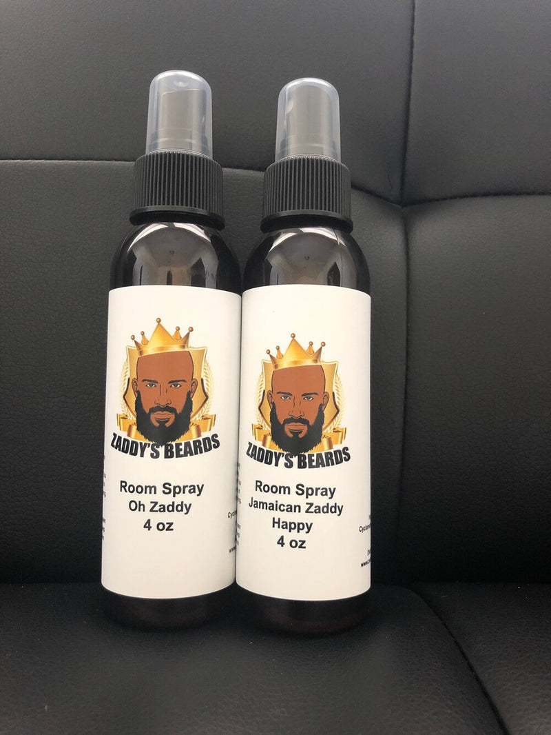 Zaddy's Beards Room Spray (4 oz)
