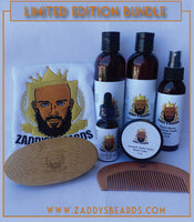 Limited Edition Beard Care Bundle