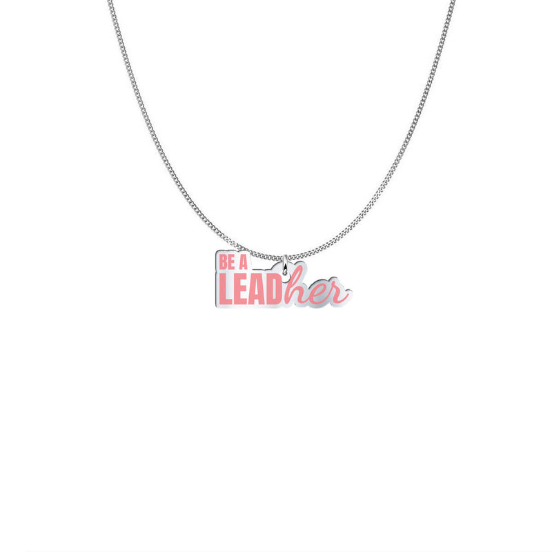 Be A LeadHer Necklace