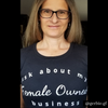 Ask About My FEMALE OWNED Business Tee
