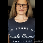 Ask About My FEMALE OWNED Business Vee