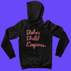 ZIPPER Full-Length Hoodie: Babes Build Empires