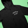 ZIPPER Full-Length Hoodie: People Over Profit