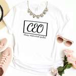 CEO: Classy, Empowered, Opulent Vee