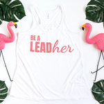Be A LeadHer Tank Top