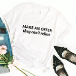 Make An Offer They Can't Refuse Tank Top