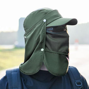 Outdoor Sport Hiking Visor Cap