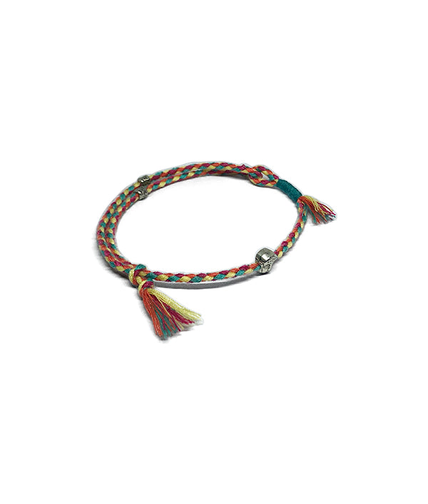 BAHIA BOHO BUDDHA RED/YELLOW/TURQUOISE