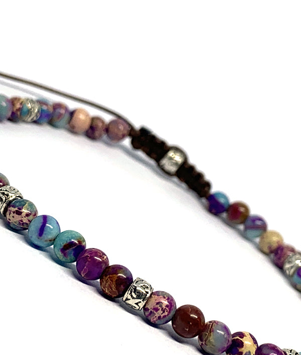 4 MM BEADS COPACABANA MULTICOLOR