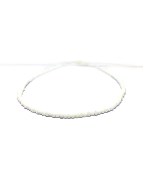 2MM BEADS CANCUN WHITE