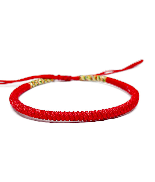 TIBETAN BUDDHIST LOVER RED