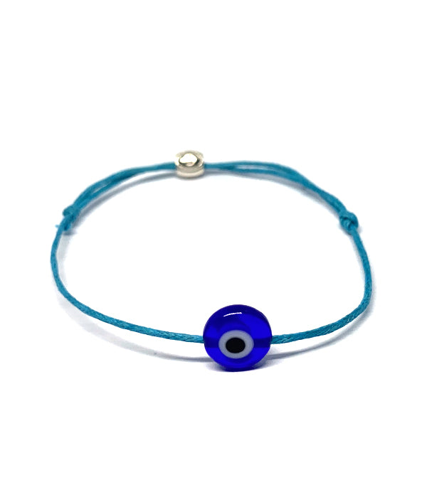 TURKISH EVIL EYE BRACELET BLUE