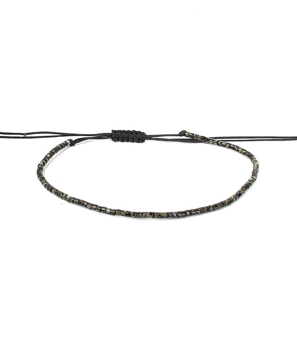 2MM DISC BEADS POSITANO BLACK