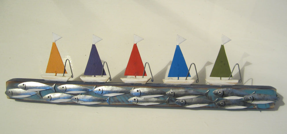 Sailboat Frieze