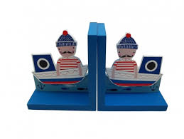 Sailor Bookends