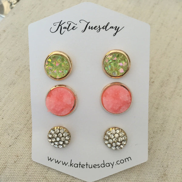 Venice Earrings Set