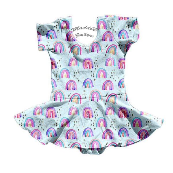 Rainbow Collection - Tutu Romper