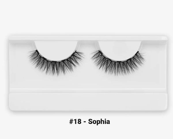 Sophia - MAGNETIC LASHES