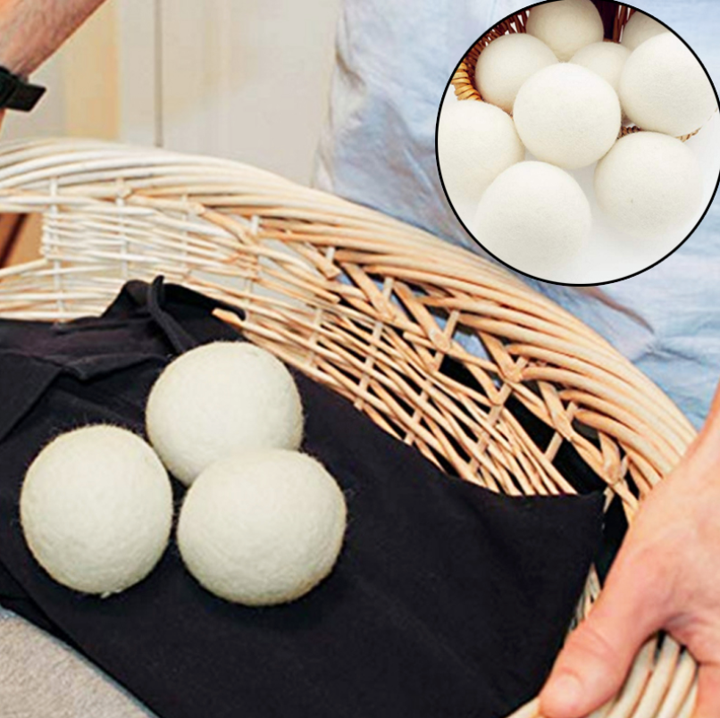 2 Pack - 4 Dryer Balls