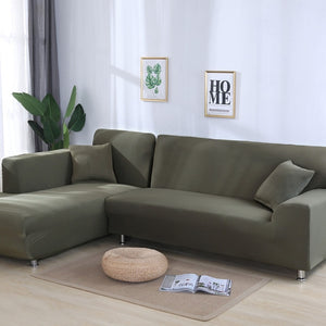 Elastic Stretch Couch Cover