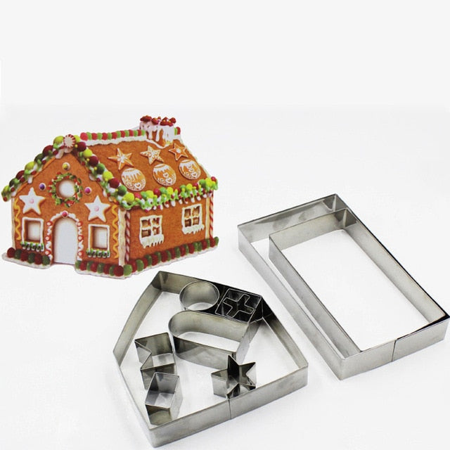 3D Cookie Cutter Set