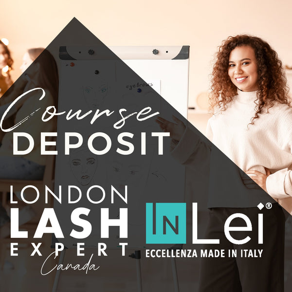 Lash Lift and eyelash extension training London Lash Pro Canada in Toronto