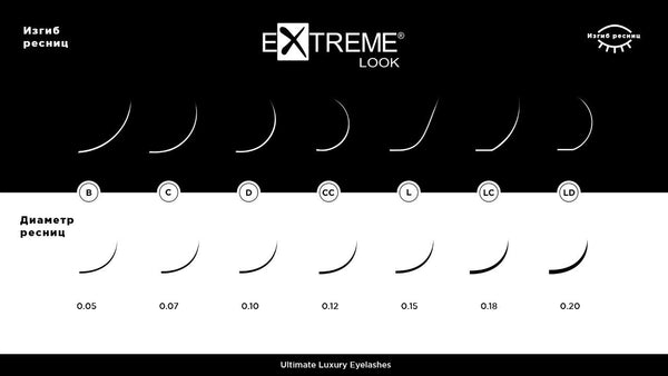 Extreme Look LD Curl 0.07