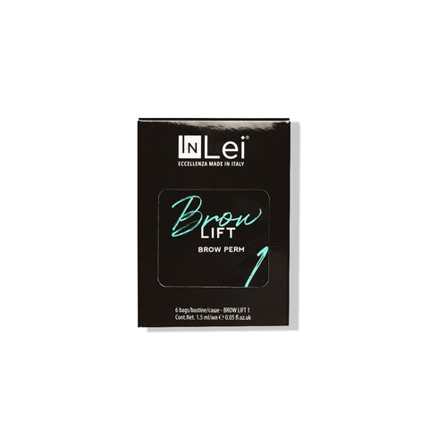 Brow Lift 1 - InLei - Sachets pack of 6