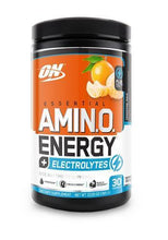 Load image into Gallery viewer, OPTIMUM NUTRITION AMINO ENERGY+ELECTROLYTES 30serves