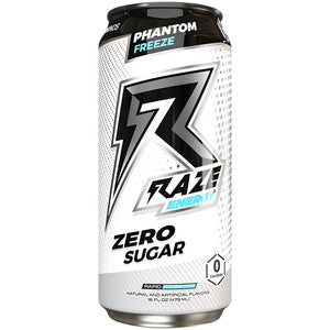 RAZE ENERGY ZERO SUGAR RTD 12 PACK